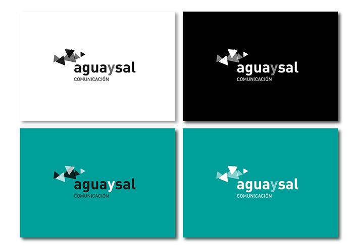 marca aguaysal comunicación identidad corporativa rediseño